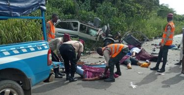Road accident claims 12 lives in Niger