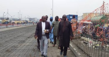 FG: Mile 2 - Tin Can Road closes 12am for 72 hours