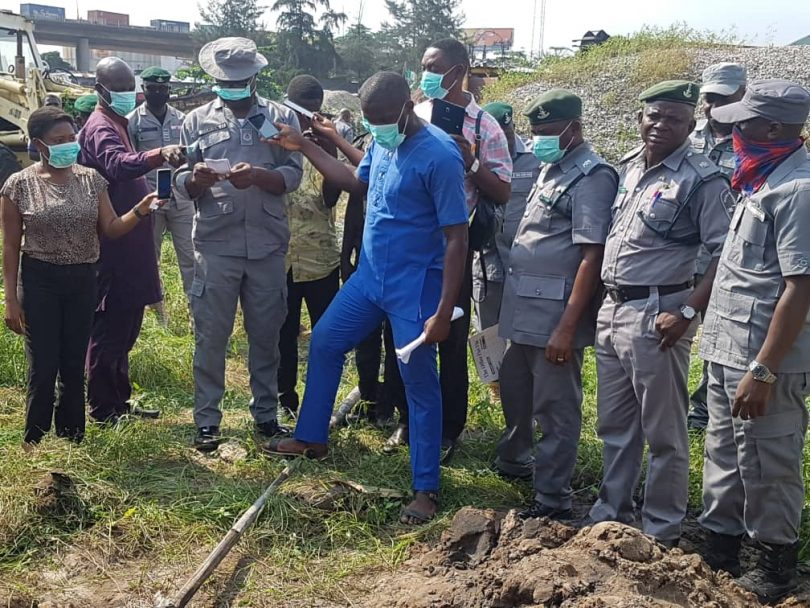 CUSTOMS: Western Marine destroys N3.5m poultry in Lagos