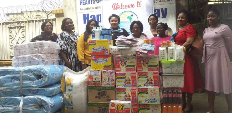 YULETIDE SUCCOUR: WIMA takes Smiles, Hope to Surulere hospice