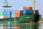 Container Ship Master dies after falling into ship's hold