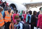168 stranded Nigerians return from Libya