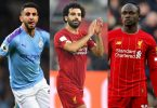 Mahrez, Mane, Salah nominated for African Footballer of the Year award