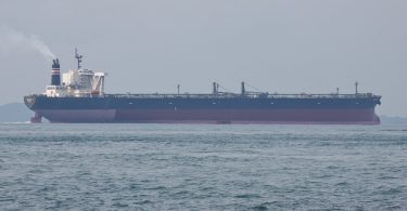 Tanker with 15500 tons of petroleum aground, Luzon South China sea