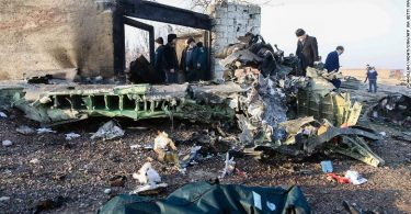 Ukrainian airliner goes down in Tehran, killing 176