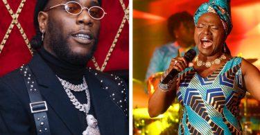 Grammy Award: Burna Boy loses Best World Music Album to Beninese Angélique Kidjo