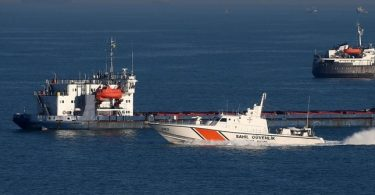 3 Missing after Collision between Tanker and Fishing Vessel