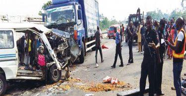 31 injured on Lagos-Ibadan expressway's Saturday accident