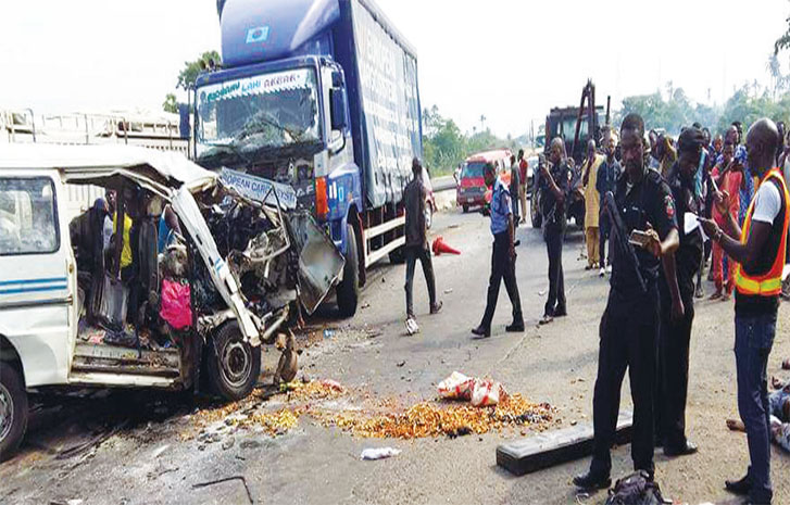 31 injured on Lagos-Ibadan expressway's Saturday accident