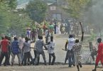 Adamawa youths block highway, protest kidnapping