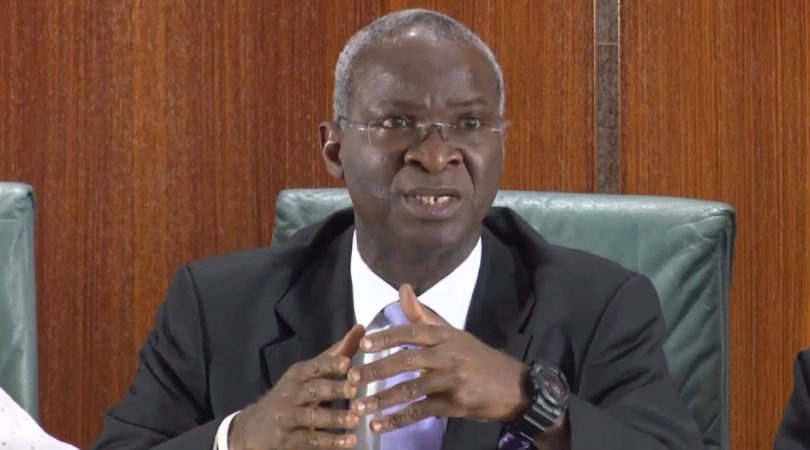 Fashola reassures public on speedy completion of Third Mainland Bridge, Feb. 15 reopening