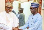 Again, Buhari meets NNPC GMD, Mela Kyari, at Aso Rock