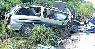Lone accident consumes 9, injures 3 on Sagamu-Benin Expressway