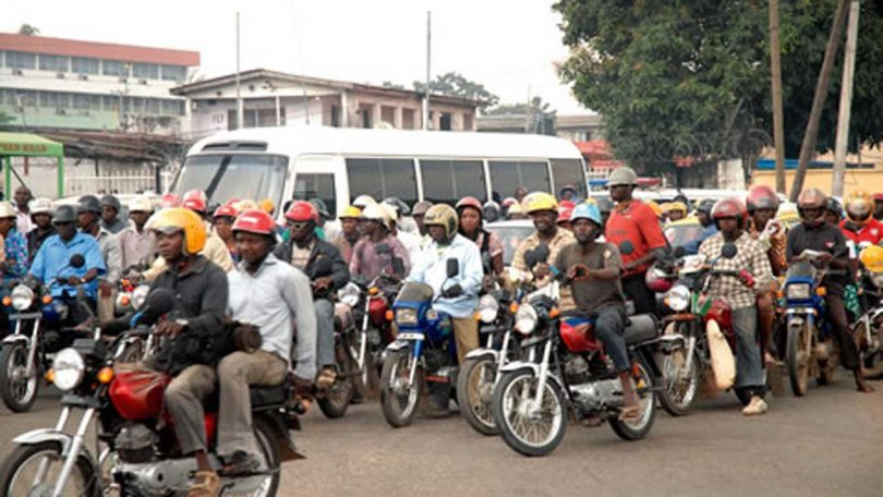 Lagos bans commercial motorcycles, tricycles on major highways, bridges Feb. 1