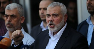 Growing Hamas-Iran ties are causing concern in Egypt