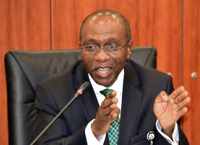 Banking sector gross credit grows by N2trn in 7 months – Emefiele