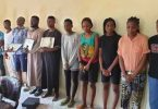 EFCC arrests 6 over alleged internet fraud in Ilorin