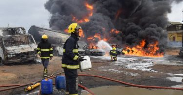 NEMA: 2 bodies recovered from scene of fresh Lagos pipeline explosion