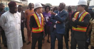 Lagos-Ibadan rail: Amaechi says there's remarkable improvement on work
