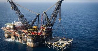 Export of Israeli natural gas to Egypt gets underway