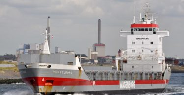 Dutch freighter's dangerous sailing: cause unknown