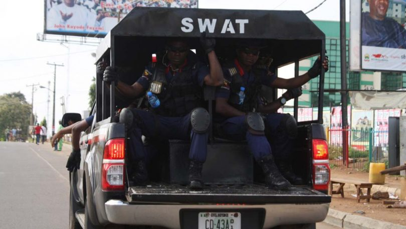 NSCDC arrests 4 alleged notorious kidnappers in Adamawa