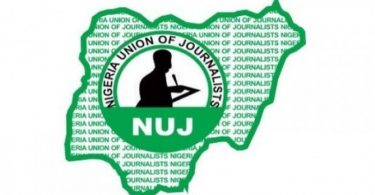 Lockdown: NUJ warns against journalists' harassment by security agents