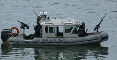 Navy hands over 6 suspects, barge to EFCC in Bayelsa