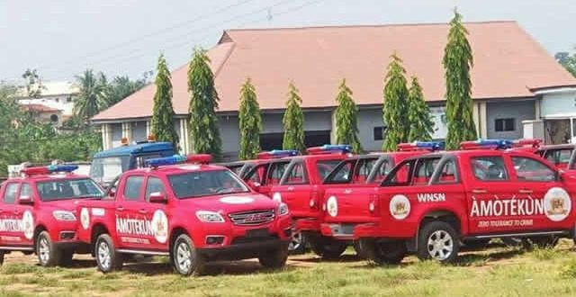 Security experts say Amotekun will stall kidnappings, armed robbery attacks on highways