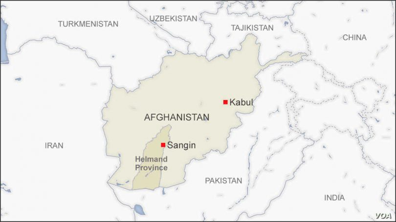 Afghanistan honours man who walked daughters 12km to school