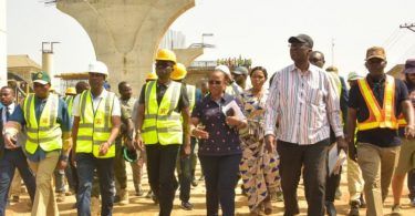 Lagos govt says 'Agege Pen Cinema Flyover' ready by July