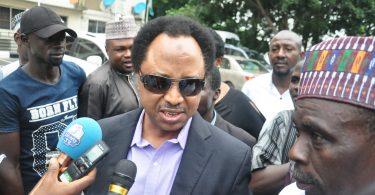 EFCC releases Shehu Sani from custody