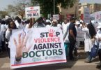 Violence: FCT doctors, health workers embark on protest walk