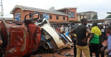 48 die in Ogun road accidents in 35 days
