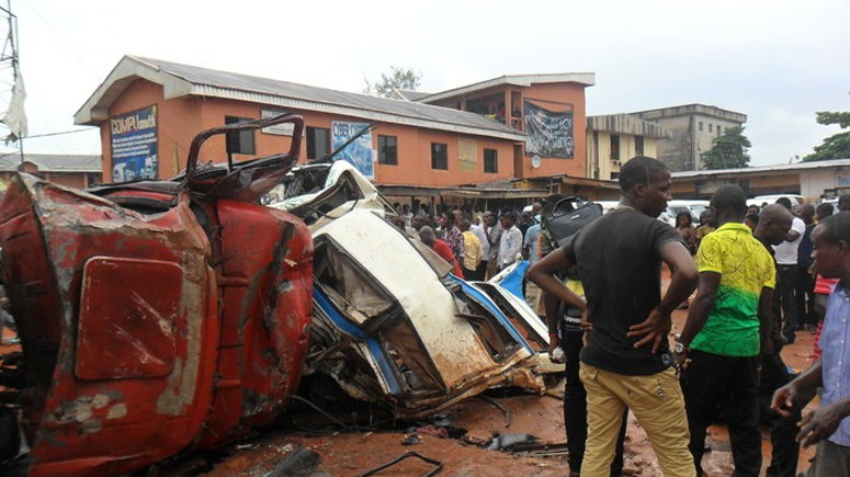 48 die in Ogun road accidents in 35 days