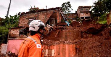 37 die in Brazil floods, with officials warning of more landslides