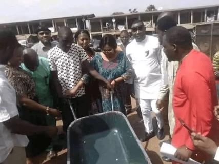 Youth Empowerment: I have no apology donating wheelbarrows- Nsukka LG boss