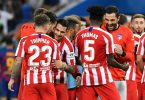 Atletico Madrid stun FC Barcelona to reach Super Cup final