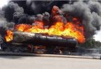 Fuel tanker burns in Onitsha again, no casualty – FRSC