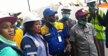 LASEMA confirms building collapse, fire outbreak in Lagos