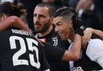 Ronaldo hits hat-trick for Juventus as Ibrahimovic's return fails to lift AC Milan