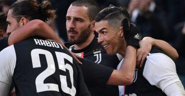 Ronaldo hits hat-trick for Juventus as Ibrahimovic's return fails to lift AC Milan