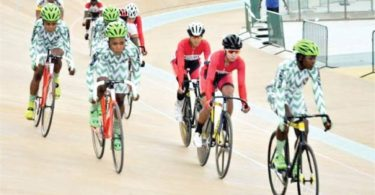 Team Nigeria win 1 gold, 1 silver, 1 bronze medal at African Track Championship