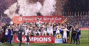 Egypt's Zamalek win African Super Cup