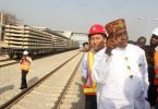 Lagos-Ibadan rail: CCECC targets delivery in April