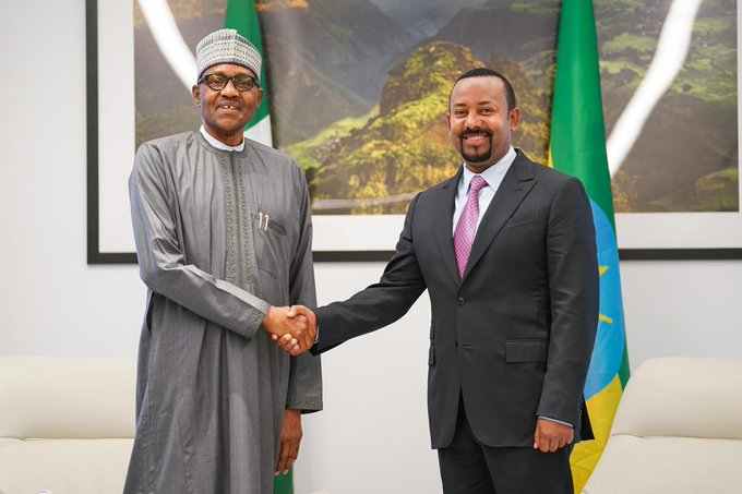 Ethiopia, Nigeria sign Visa waiver Agreement, MoU on Defence Cooperation — Presidency