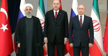 The massive, but reversible, defeats of Iran and Turkey
