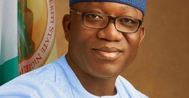 Gov. Fayemi signs Amotekun Bill into law