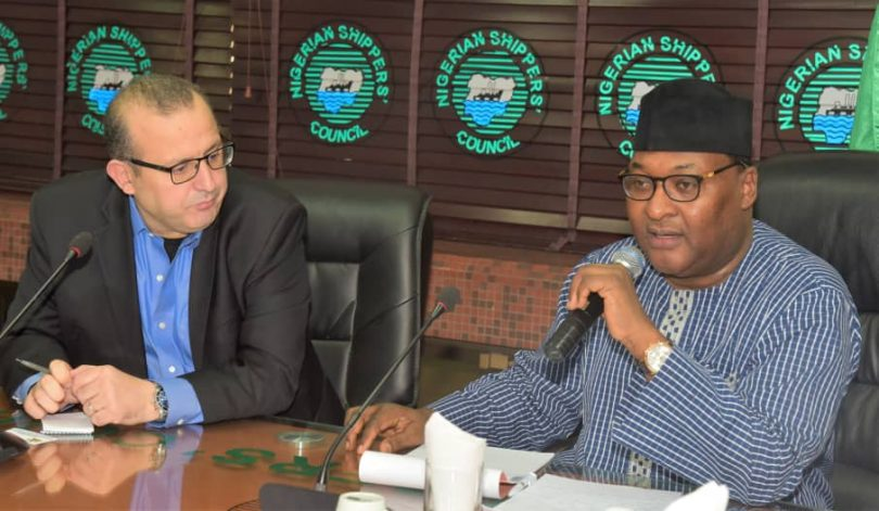 PHOTOS from Nigerian Shippers' Council (NSC)