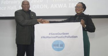 #SaveOurSeas: MAN ORON gets Vision partners towards ending marine plastic pollution